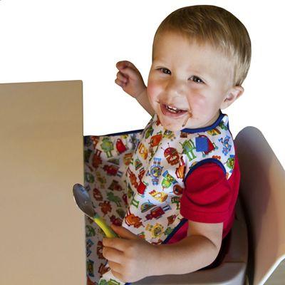 Grubbie Guard Baby Bib and Accessories