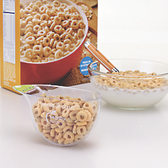 portion control cereal scoop