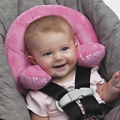 boppy head and neck support pillow