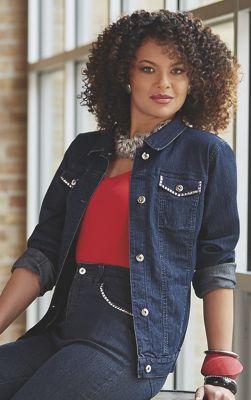 Maxine Denim Jacket