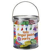 Tots Finger Paint Party 15-Piece