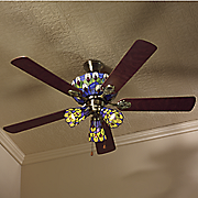 Jeweltone Ceiling Fan