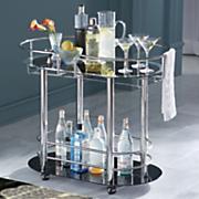 jet age bar cart