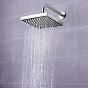 jumbo rainfall shower head
