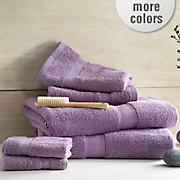 6 piece temptation towel set