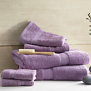6 piece temptation towel set