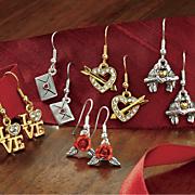 love earring set