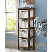 laundry storage cabinet