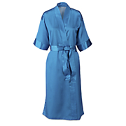 peacock robe and gown set