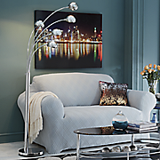 lismore 5 arm floor lamp