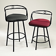 Sit and Stay Awhile Swivel Stool