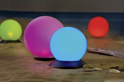 Magic Globe Solar Light