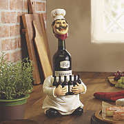 long neck chef bottle holder