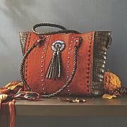 Faith Bag by Marc Chantal