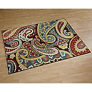 paisley indoor outdoor rug 8
