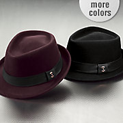 bugsy diamond tip hat