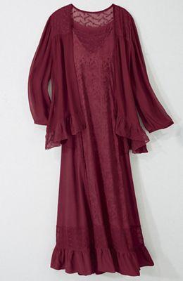 Uptown Abbey 2-Piece Dress Set