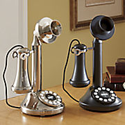 candlestick phone by crosley