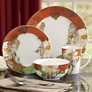 16-Piece Magnolia Springs Dinnerware Set