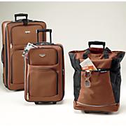 3 piece expandable travel luggage set
