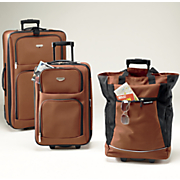 3 piece expandable travel luggage set