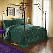 Majestic Chenille Bedspread and Sham