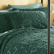 Majestic Chenille Bedspread and Sham