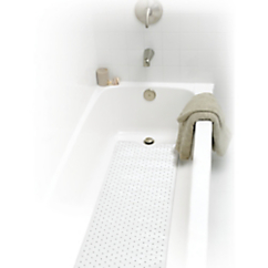 extra long anti slip bath mat