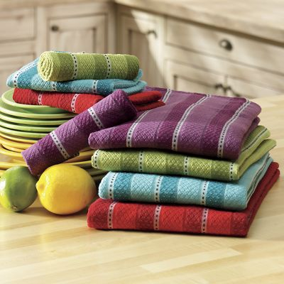 4-Piece Jewel Dish Cloth or Towel Set