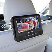7  dual screen portable dvd player by supersonic