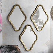 3 piece chevalier mirror set
