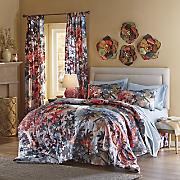 Woodland Comforter and Window Treatments