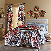 Woodland Comforter and Window Treatments