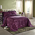 Mosaic Chenille Bedspread