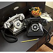 classic kettle desk phone by crosley