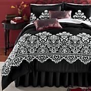 Milan Comforter Set, Decorative Pillow and Window Treatments