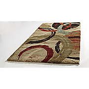 faded dream shag rug