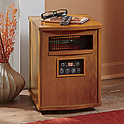 Infrared Space Heater with Remote