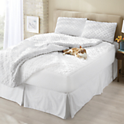 diamond collection mattress pad