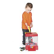 ToyTainer Arcade Depot Grab n' Store