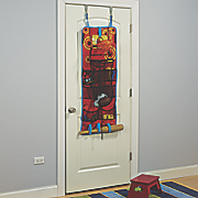 basketball over the door organizer
