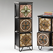 Tribeca 3-Drawer Wooden Case