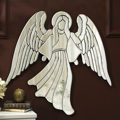 Cut Mirror Angel