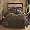 Aztek Sueded Microfiber 7-Piece Bed Set