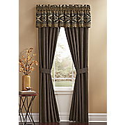 aztek sueded window treatments