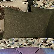 duck season accent pillow