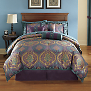 Pompeii 21-Piece Jacquard Bed Set