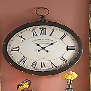 gaston wall clock