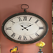 Gaston Wall Clock