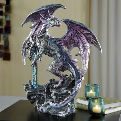 Avalon Dragon with LED Lights